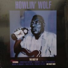 Disco de Vinil Howlin' Wolf The Best Of Howlin' Wolf