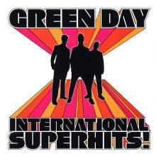 Disco de Vinil Green Day - International Superhits!