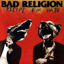 Disco de Vinil Bad Religion - Recipe For Hate