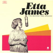 Disco de Vinil Etta James - The Second Time Around