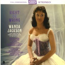 Disco de Vinil Wanda Jackson - Right Or Wrong