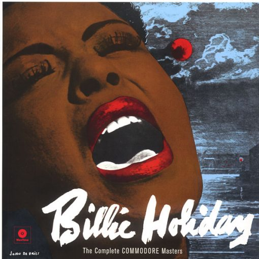 Disco de Vinil Billie Holiday - The Complete Commodore Masters
