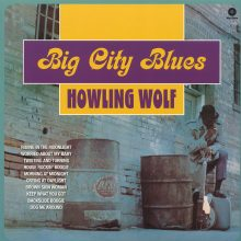 Disco de Vinil Howlin' Wolf - Big City Blues