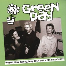 Disco de Vinil Green Day - WFMU, New Jersey, May 28th, 1992, FM Broadcast