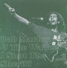Disco de Vinil Bob Marley - I Shot The Sheriff / Trenchtown Rock - Compacto