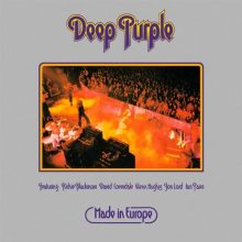 Disco de Vinil Deep Purple Made in Europe