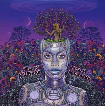 Disco de Vinil Erykah Badu - New Amerykah Part Two: Return Of The Ankh