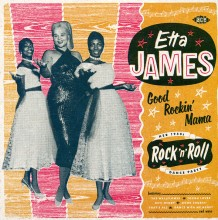 Disco de Vinil Etta James - Good Rockin' Mama