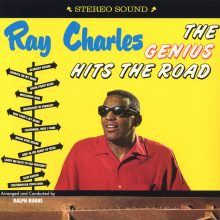 Disco de Vinil Ray Charles - The Genius Hits The Road