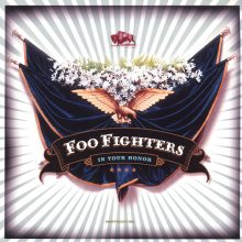 Disco de Vinil Foo Fighters - In Your Honor