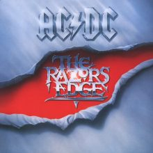 Disco de Vinil AC/DC - The Razors Edge