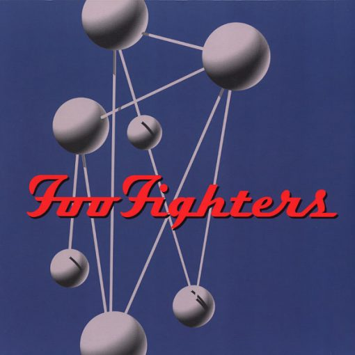 Disco de Vinil Foo Fighters - The Colour And The Shape