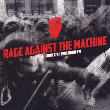 Disco de Vinil Rage Against The Machine - Irvine, CA June 17 1995 KROQ-FM