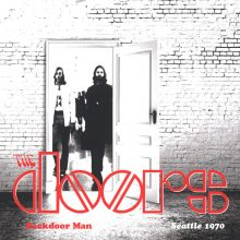 Disco de Vinil Doors - Backdoor Man: Live At Seattle Center Coliseum June 5, 1970
