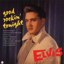 Disco de Vinil Elvis Presley - Good Rockin' Tonight
