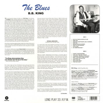 Disco de Vinil B.B. King - The Blues