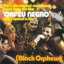 Disco de Vinil Antonio Carlos Jobin* ‎– The Original Sound Track Of The Movie Black Orpheus (Orfeu Negro)