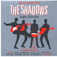 Disco de Vinil The Shadows - Singles Collection: 32 Original Recordings