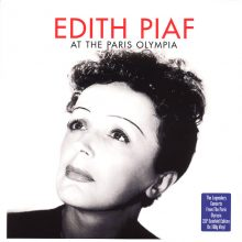 Disco de Vinil Edith Piaf - At The Paris Olympia