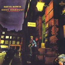Disco de Vinil David Bowie - The Rise And Fall Of Ziggy Stardust And The Spiders From Mar