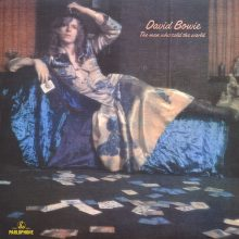 Disco de Vinil David Bowie - The Man Who Sold The Worl