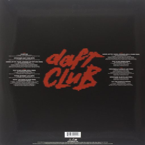 Disco de Vinil Daft Punk - Daft Club