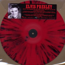 Disco de Vinil Elvis Presley - Live At The Alabama Fair And Dairy Show, Tupelo MI, 09-26-1956