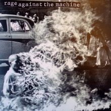 Disco de Vinil Rage Against The Machine