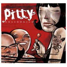 Disco de Vinil Pitty Anacrônico