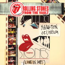 Rolling Stones, The - From The Vault: Hampton Coliseum (Live In 1981)