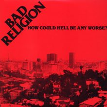 Disco de Vinil Bad Religion - How Could Hell Be Any Worse?