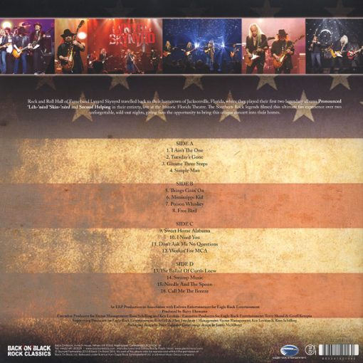 Disco de Vinil Lynyrd Skynyrd - Pronounced Leh-Nerd Skin-Nerd & Second Helping: Live From Jacksonville At The Florida Theatre