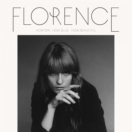 Disco de Vinil Florence And The Machine ‎– How Big, How Blue, How Beautiful