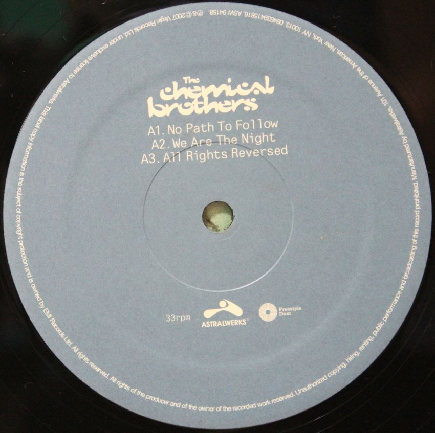 Disco de Vinil Usado The Chemical Brothers – We Are The Night