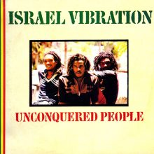 Disco de Vinil Israel Vibration - Unconquered People