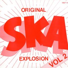 Disco de Vinil Don Drummond, Tommy McCook, Baba Brooks, Etc. - Original Ska Explosion Volume 2
