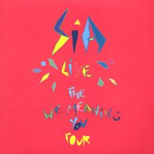 Disco de Vinil Sia - Live: The We Meaning You Tour 2010