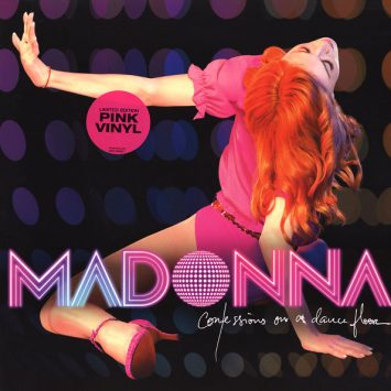 Disco de Vinil Madonna – Confessions On A Dance Floor