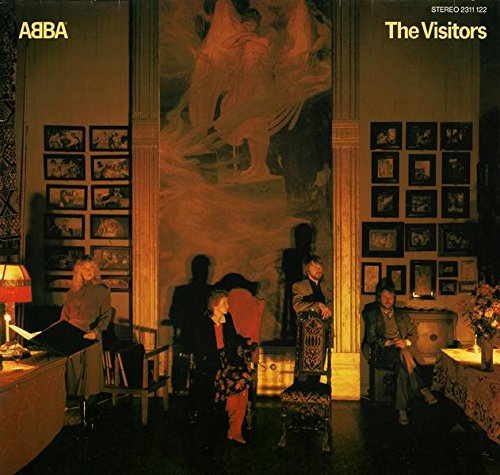 Disco de Vinil ABBA ‎– The Visitors
