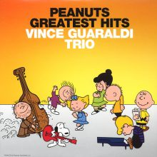 Disco de Vinil The Vince Guaraldi Trio - Peanuts Greatest Hits