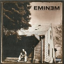 Disco de Vinil Eminem ‎– The Marshall Mathers