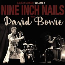 Disco de Vinil Nine Inch Nails with David Bowie ‎– Back In Anger: Volume 1