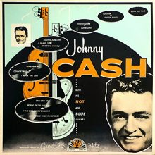 Disco de Vinil Johnny Cash - With His Hot And Blue Guitar