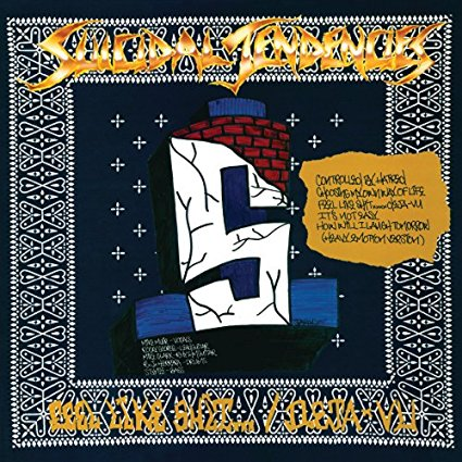 Disco de Vinil Suicidal Tendencies - Controlled By Hatred/Feel Like Shit deja vu