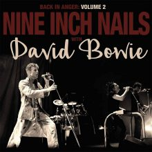 Disco de Vinil Nine Inch Nails with David Bowie – Back In Anger: Volume 2