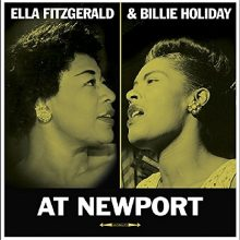 Disco de Vinil Billie Holiday, Ella Fitzgerald - At Newport