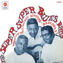Disco de Vinil Howlin' Wolf, Muddy Waters & Bo Diddley ‎– The Super Super Blues Band