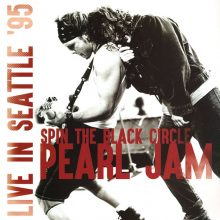 Disco de Vinil Pearl Jam ‎– Live In Seattle 95: Spin The Black Circle
