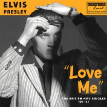 Disco de Vinil Elvis Presley - Love Me: The British HMV Singles '56-'57