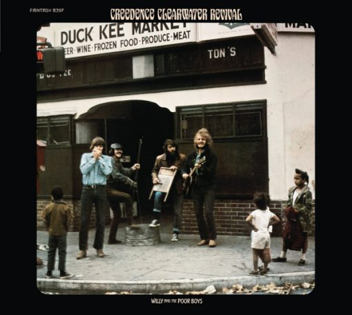 Disco de Vinil Creedence Clearwater Revival – Willy And The Poor Boys